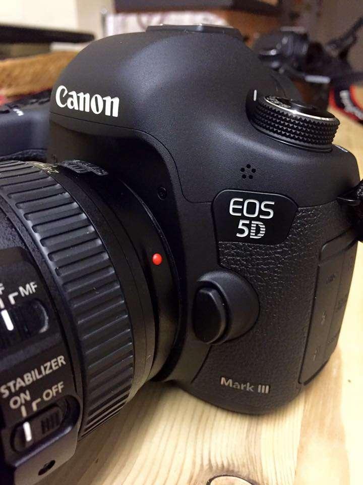 Mark Raines Photography Camera